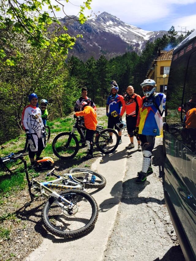 1 Maggio - Bike Park Frontignano